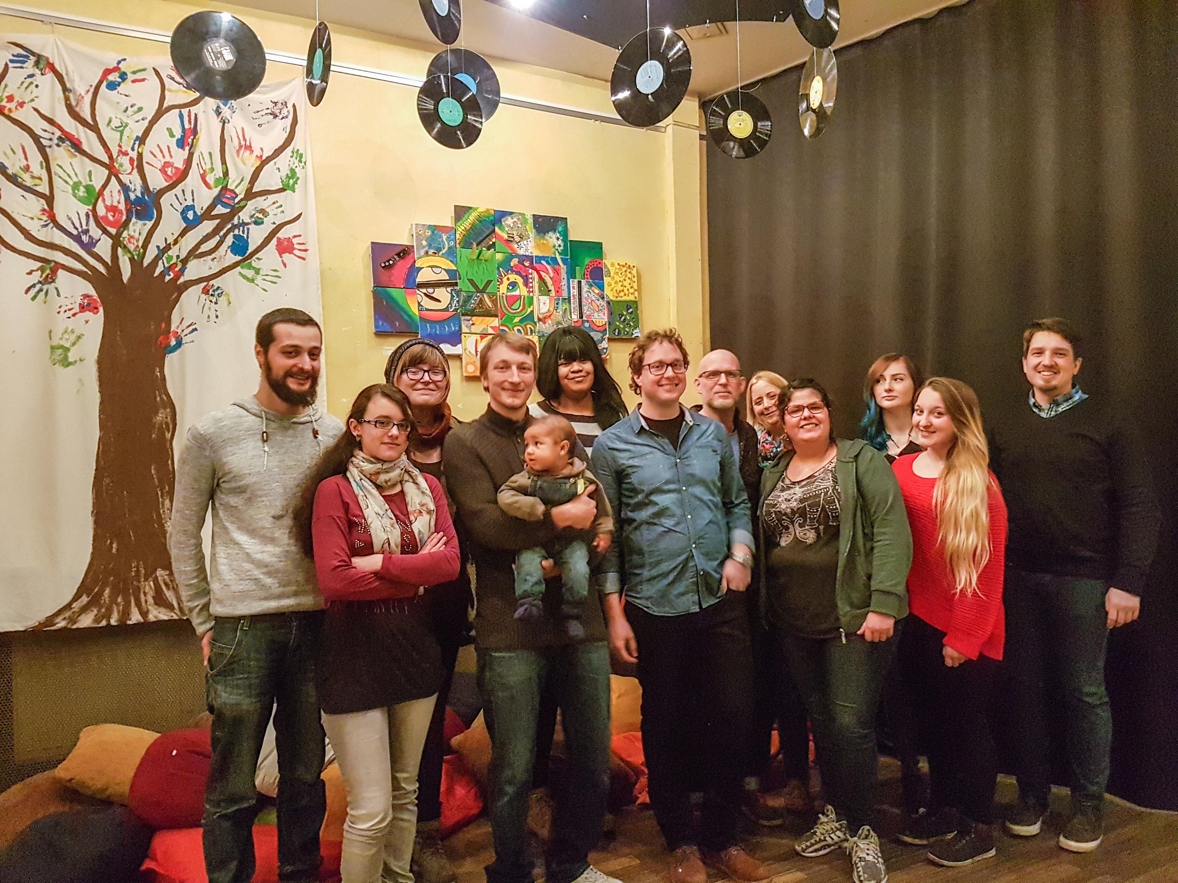 Neue Leitung im Café Exodus!